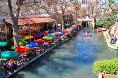 The San Antonio Riverwalk Extension