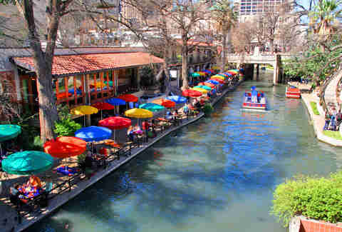 The San Antonio Riverwalk Extension