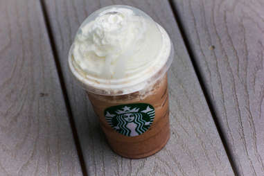 """""""Frosty"""" Frappuccino"""