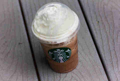 """Frosty"" Frappuccino"