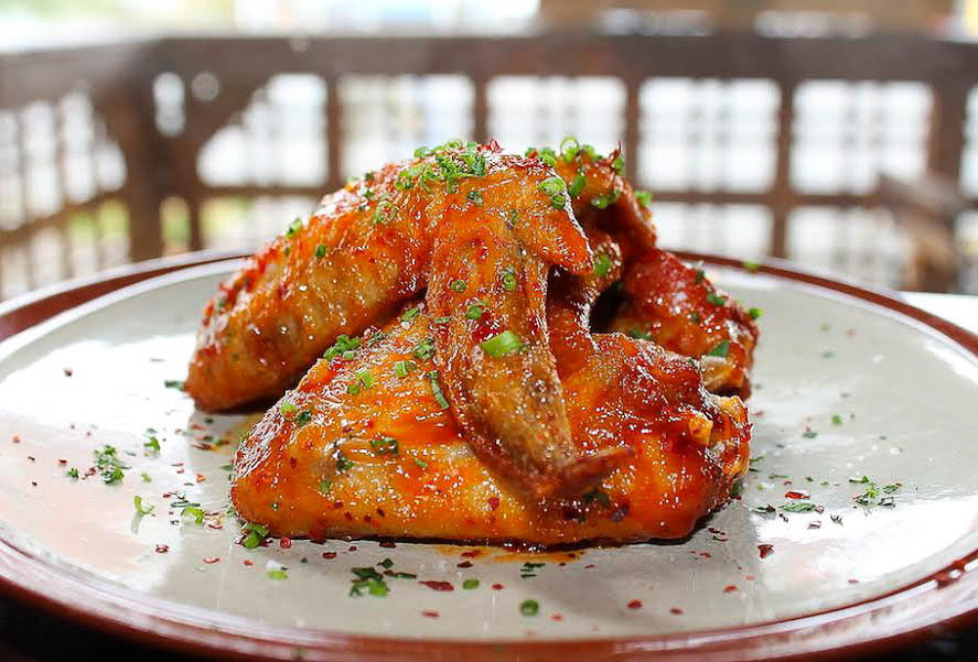 11 Absurdly Delicious Chicken Wing Recipes Thrillist