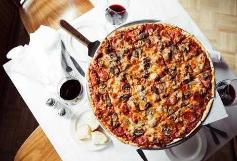 Tenuta S Italian Restaurant A Milwaukee Wi