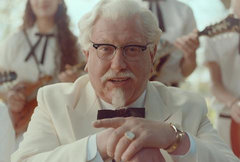 Darrell Hammond as Colonel Sanders