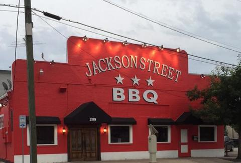 houston texas bbq meat jackson street