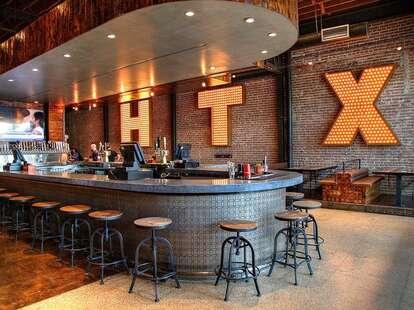 houston texas bar food bovine and barley
