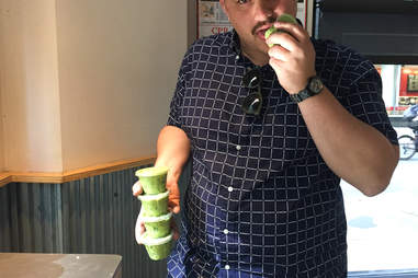 guacamole at chipotle