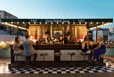 Best Rooftops In Los Angeles Bars Pools And More