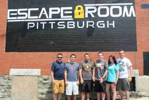 escape room pittsburgh