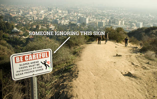 15 People You'll See at Runyon Canyon