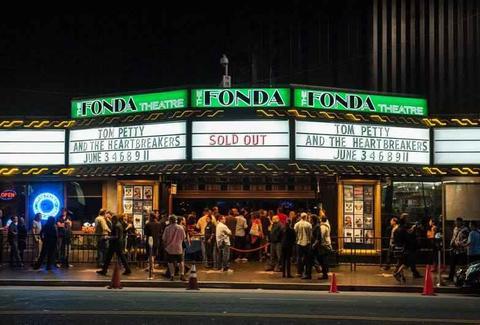 The Fonda Theatre A Los Angeles Ca Venue