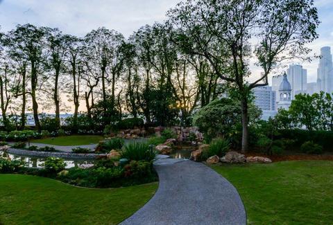 kyoto gardens at hilton doubletree a los angeles ca bar