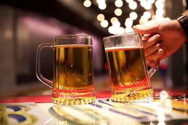 Beers again