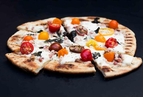 Grilled Pizza — Thrillist Recipes