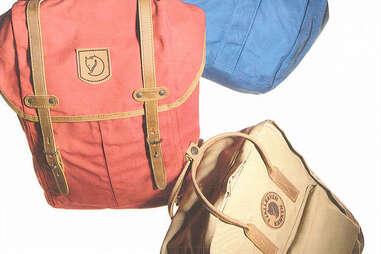 Adventure bags