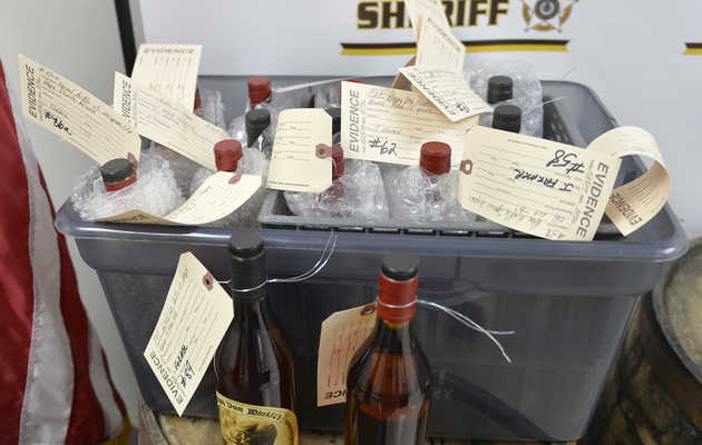 Liquor, Drugs, Guns, and Money: Inside the Great Pappy Van Winkle Heist