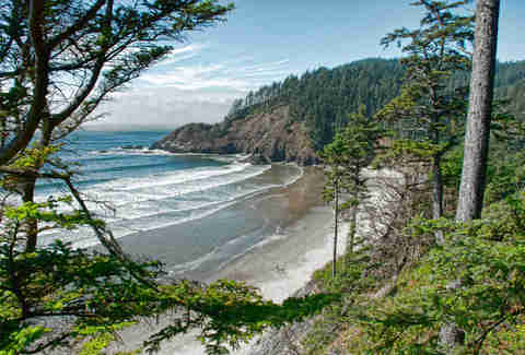 10 Best Hidden Beaches in America