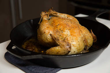 Roasted Chicken — Thrillist Recipes