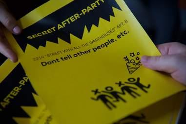 Secret After Party