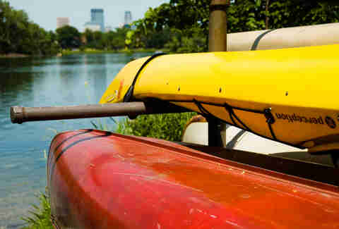 canoe minneapolis
