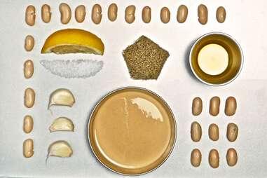 White Hummus