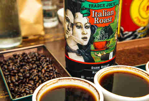 Trader Joes Coffee Italian Roast