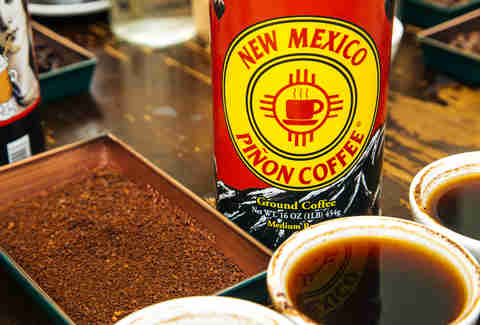 Trader Joes Coffee New Mexico Pinon