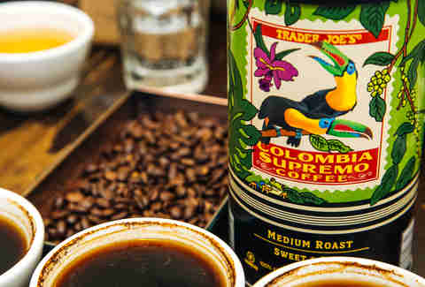 Trader Joes Coffee Colombia Supremo