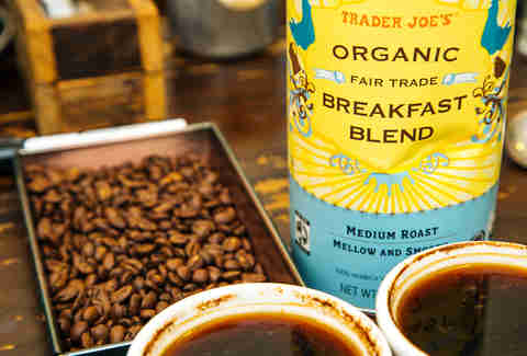 Trader Joes Coffee Breakfast Blend