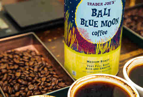 Trader Joes Coffee Bali Blue Moon