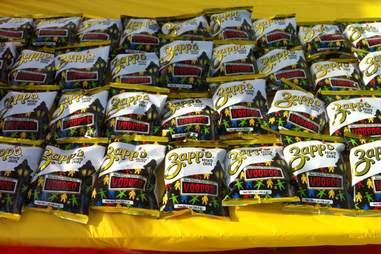 Zapp's Voodoo chips