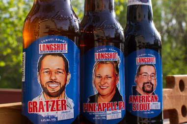 longshot beer