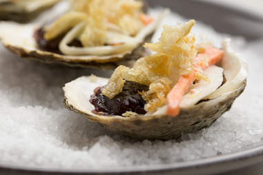 Eventide Oyster's Korean Barbecue Grilled Oyster — Thrillist Recipe
