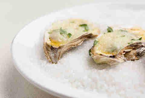 Casamento's Chargrilled Oysters — Thrillist Recipes