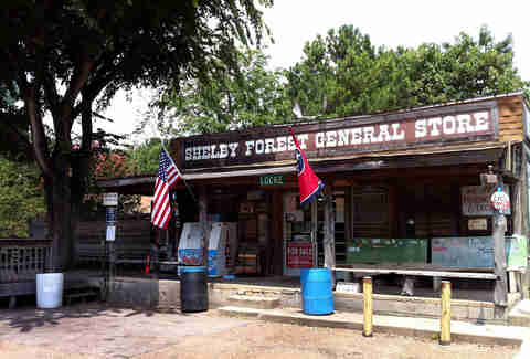 Best Road Trips From Memphis Thrillist