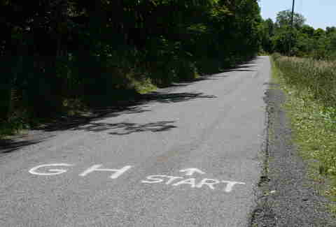 Gravity Hill phenomenon