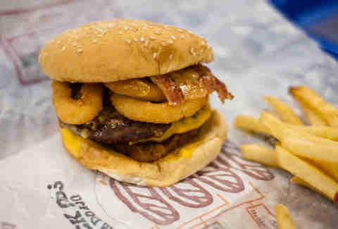 Worst Fast Food Chains - Fast Food Items - Thrillist