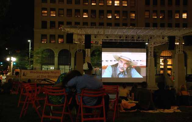 Every Outdoor Movie Screening in Detroit, Now in One Calendar