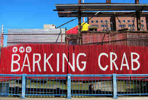 The Barking Crab