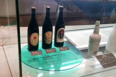 Sapporo bottles