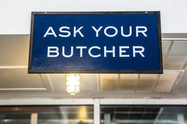 ask your butcher