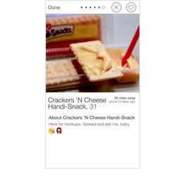 Crackers 'N Cheese Handi-Snack