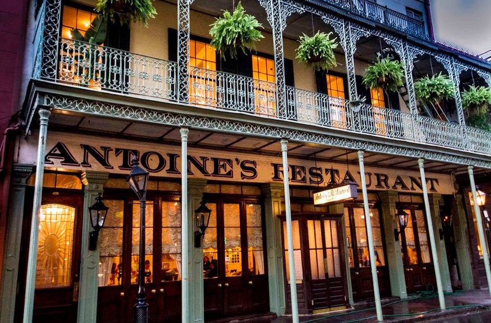 What Is The Oldest Bar And Restaurant In New Orleans
