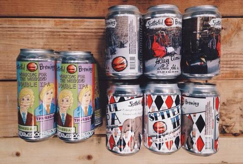 spiteful brewing cans beer