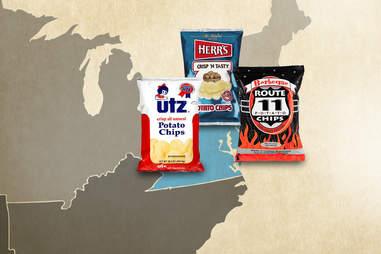 Mid-Atlantic chips