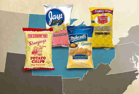 Midwest chips