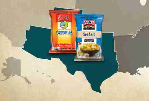 Southwest chips