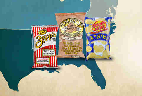 Southeast chips