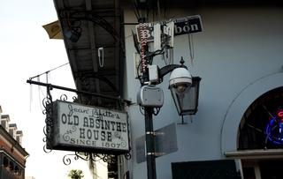 The Old Absinthe House