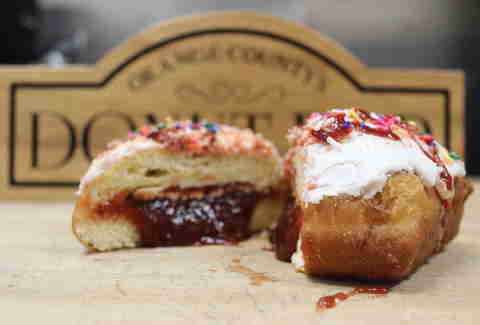 Pop-Tart donut
