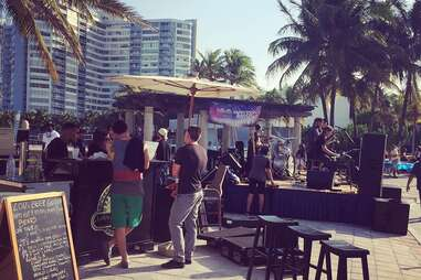 Lou's Beer Garden Miami